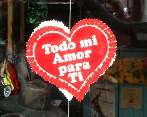 Todo mi Amor para ti