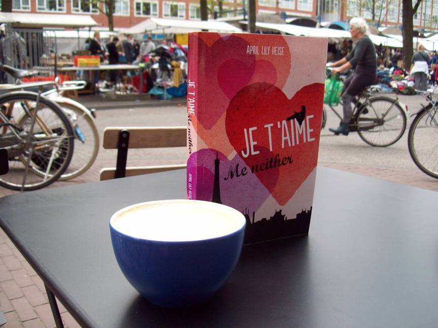 Amsterdam - JTMN with coffee