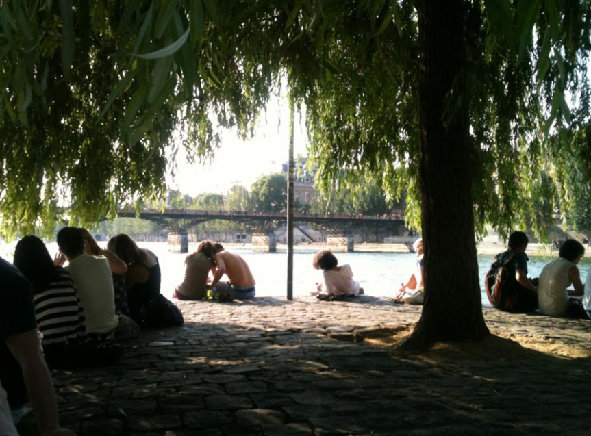 Seine lovers