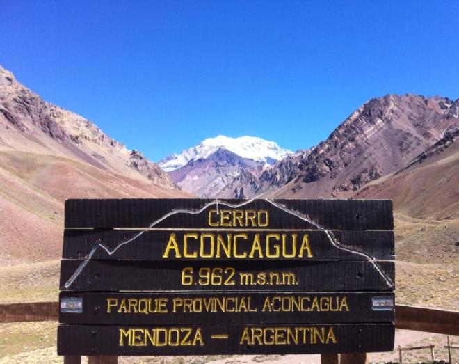 Aconcagua reserve