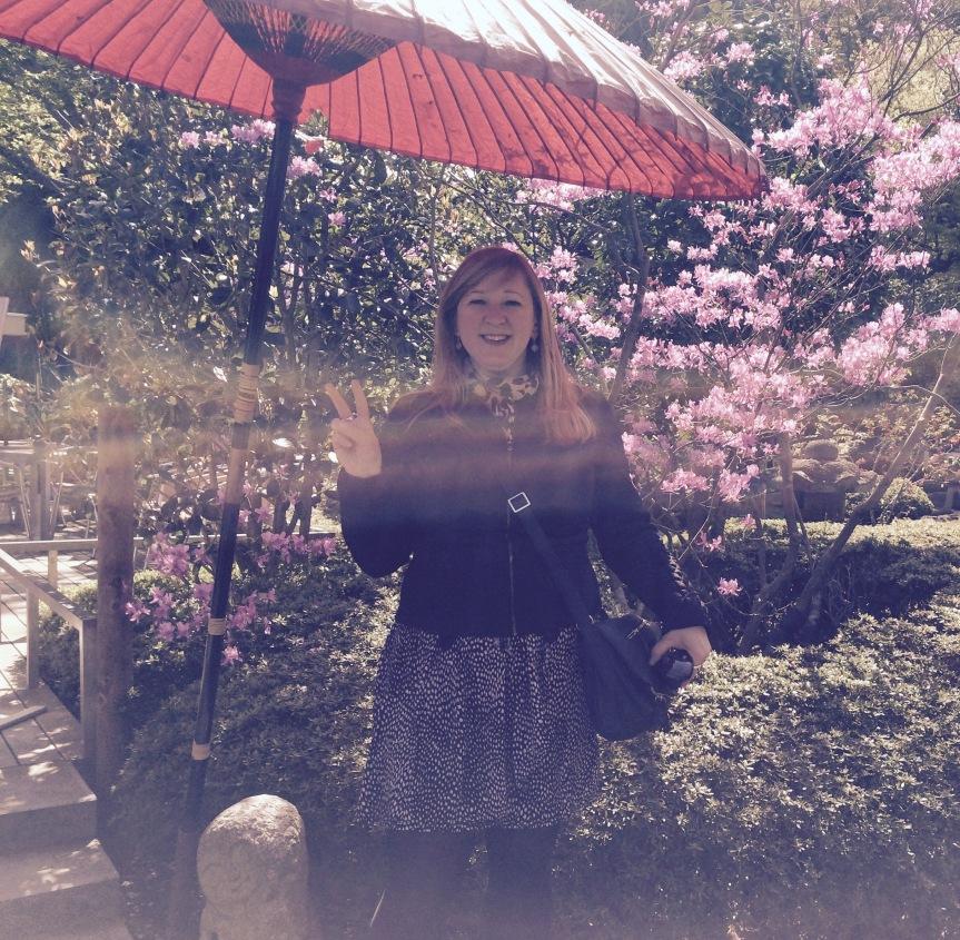 Lily in Kamakura